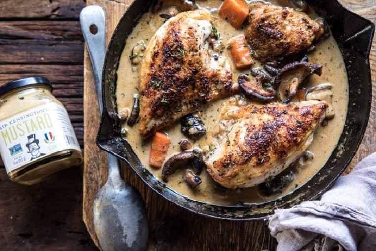 recetas-con-pechuga-de-pollo-salsa-deliciosa