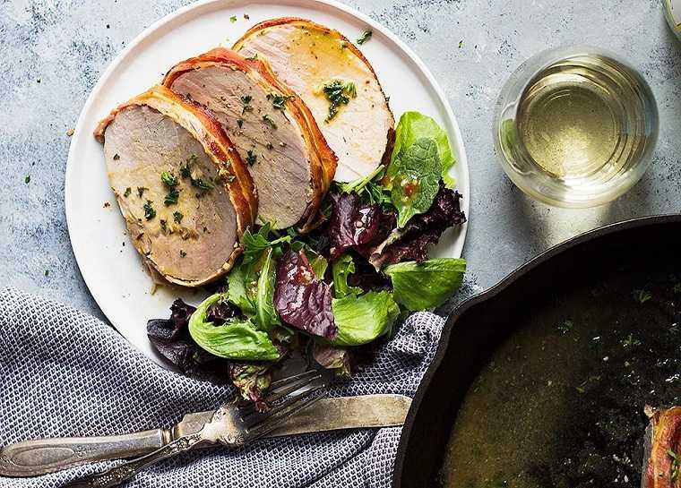recetas-de-solomillo-de-cerdo-bacon-receta