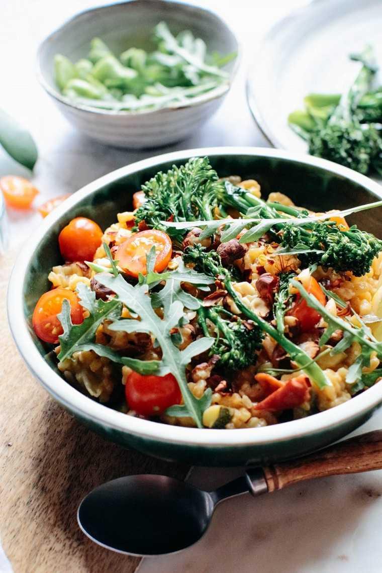 recetas-faciles-y-sanas-opciones-risotto-vegetales-ricos