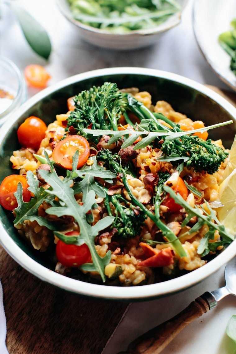 recetas-faciles-y-sanas-opciones-risotto-vegetales-saludables