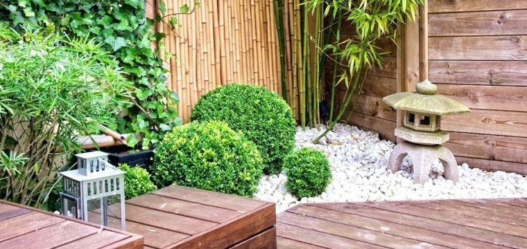 diseñar jardines zen