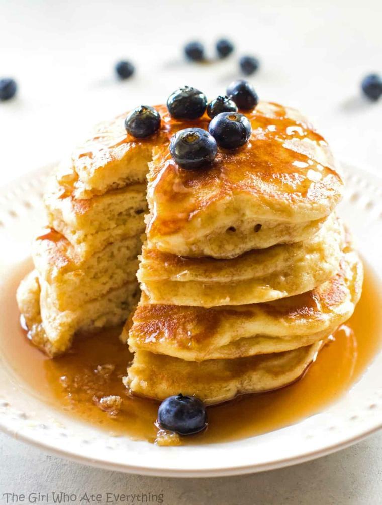 crepes para desayunar