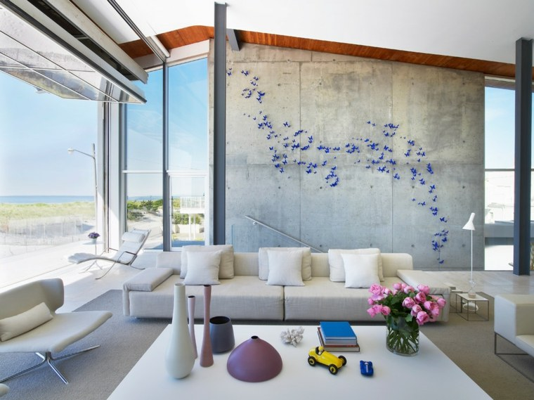 sala moderna-pequena-decorada