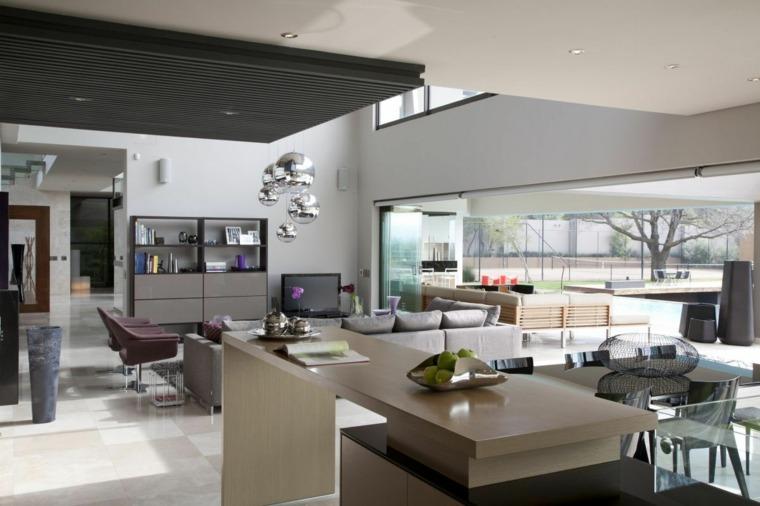 salas modernas-decoradas-elegantes