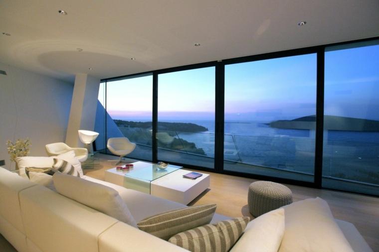salas modernas-iluminacion-nocturna
