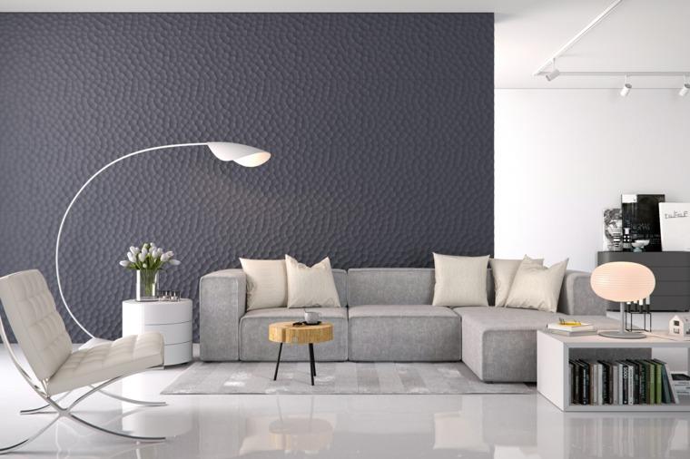 salas modernas-pequenas-decoradas-muebles