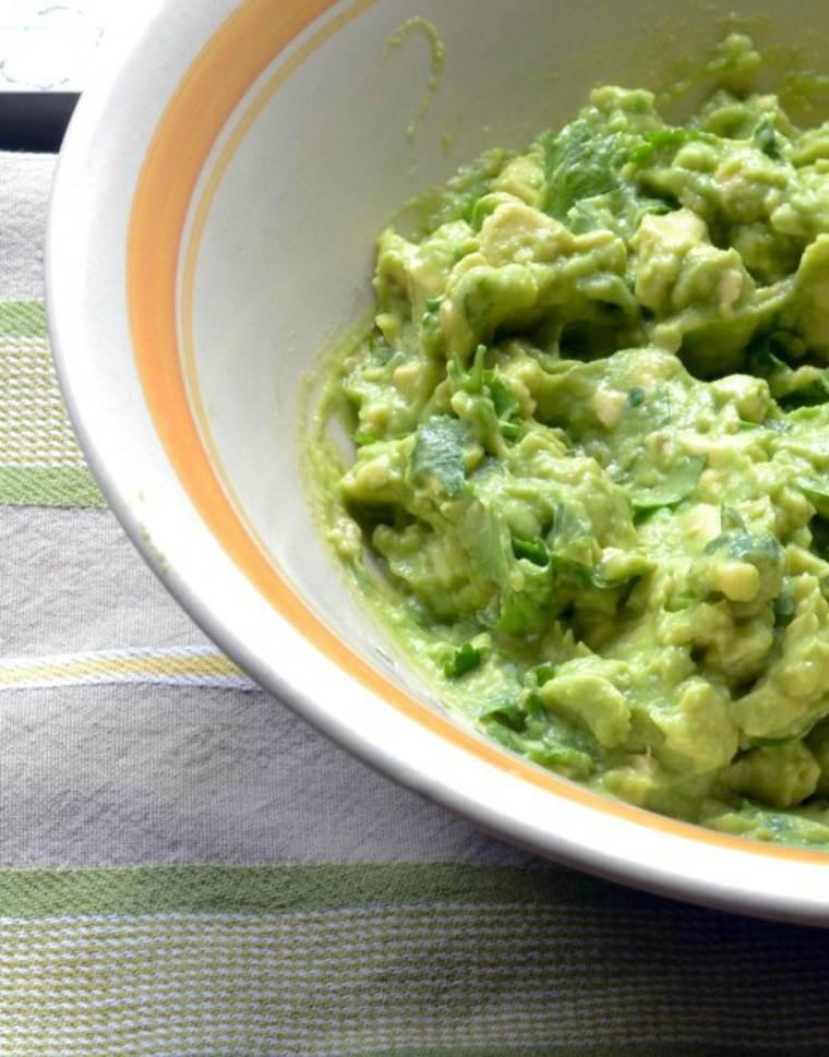 Cómo hacer salsa guacamole