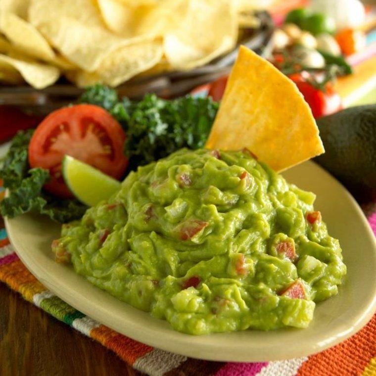Hacer el guacamole perfecto