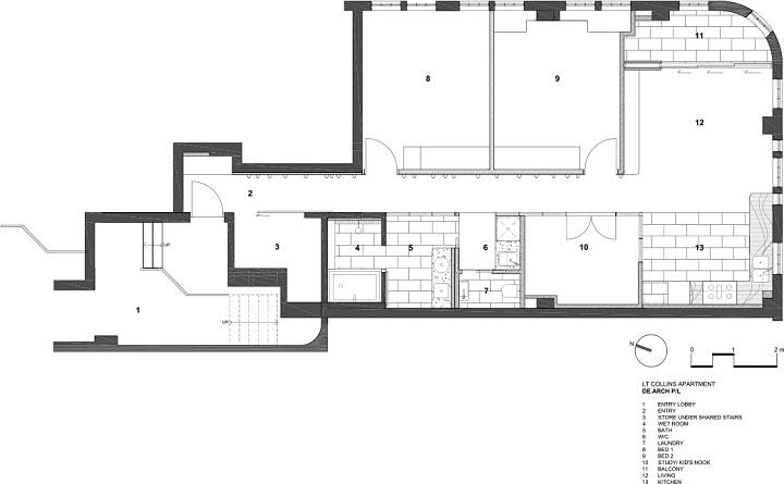 secciones casa moderna soluciones practicas