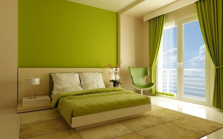 significado del color verde-dormitorio