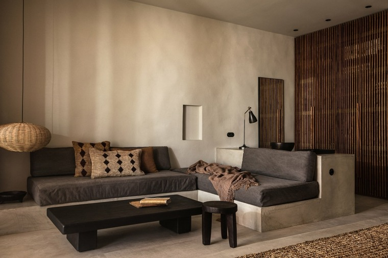 sofas integrados