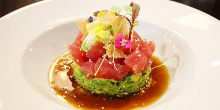 tartar de atun rojo receta-ingredientes