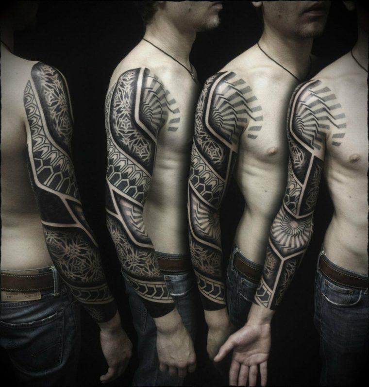 tatuaje-hombre-manga-entera