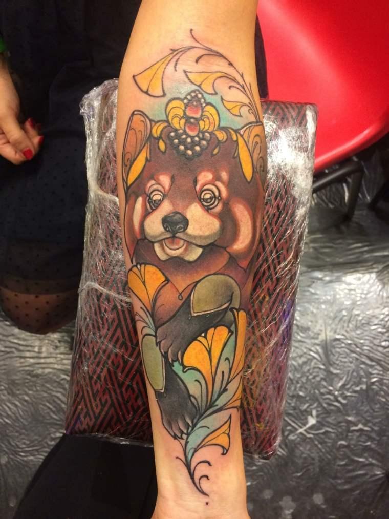 tatuaje-neo-tradicional-cachorro