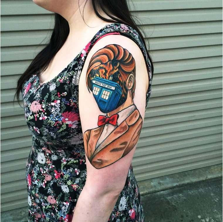 tatuaje-original-rostro-hombre-estilo-moderno