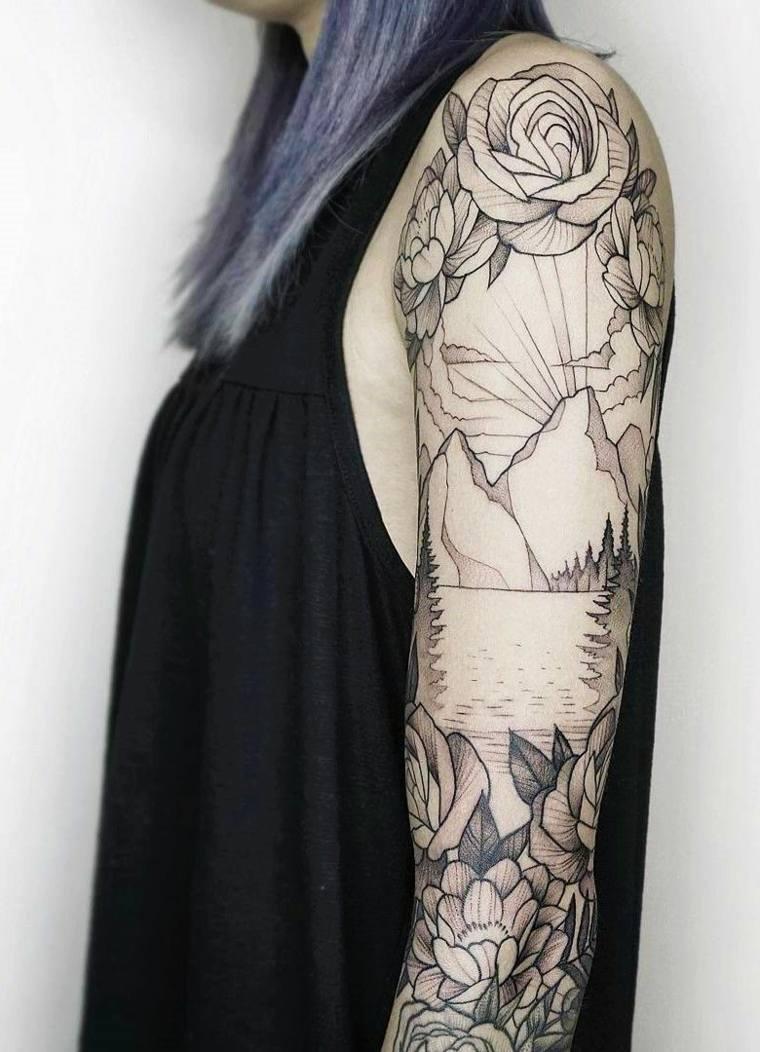 tatuajes-hombro-montana-ideas