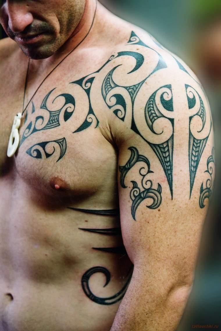 tatuajes-para-el-hombro-pecho-ideas-simbolos-celtas