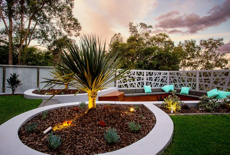 diseñar jardines con estilo