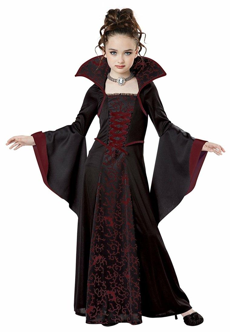 trajes de halloween para ninas-bruja