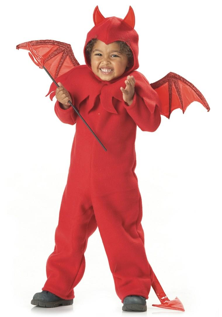 trajes de halloween para ninos-diablo