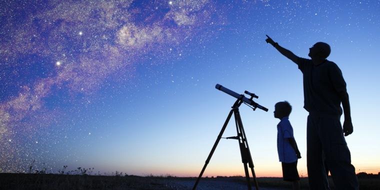 ver estrellas