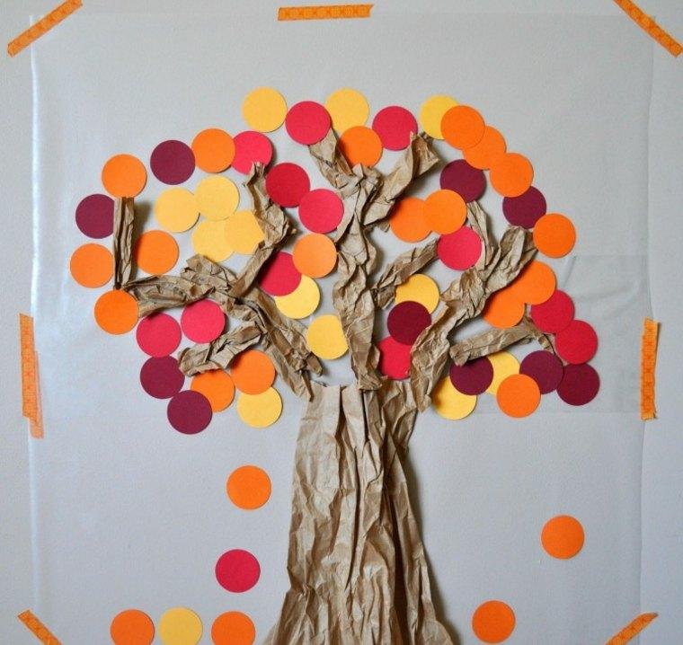 árbol-de-pared-otoñal