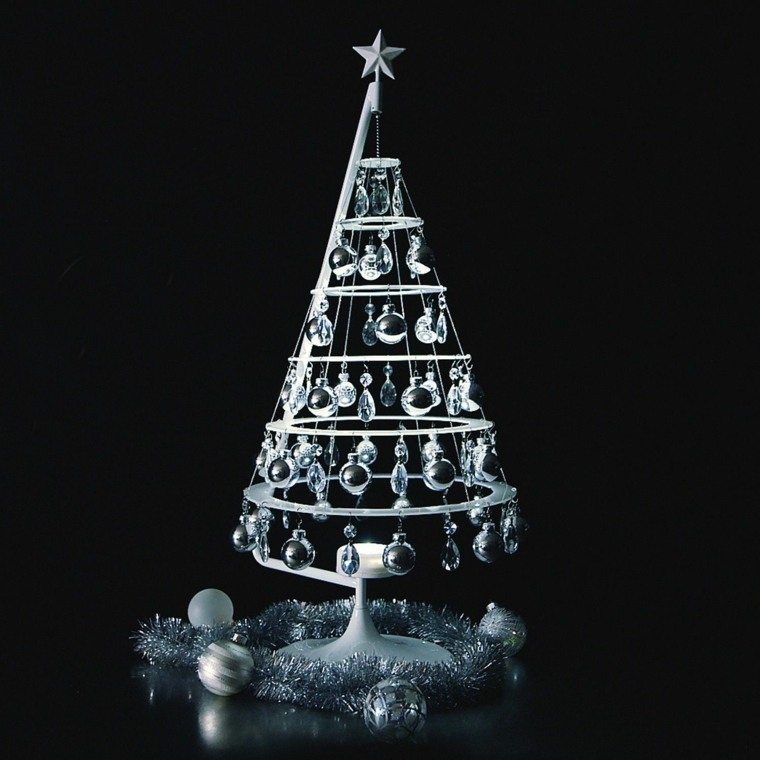 Temas de Navidad Urban Chic - Vidrio, Metal y Hormigón
