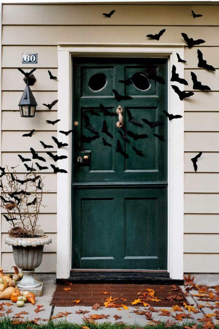 adornos de halloween-decorar-exterior