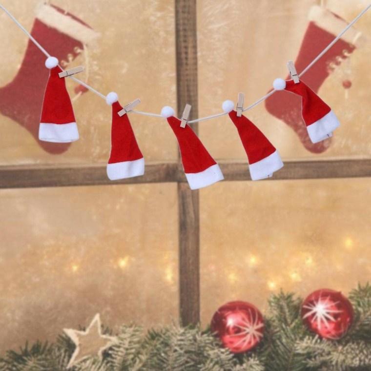 adornos de navidad-caseros-decorar