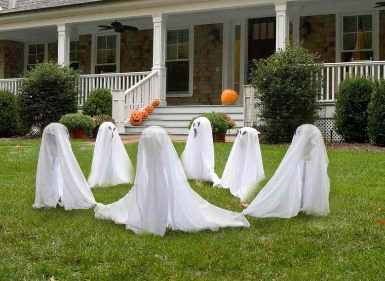 adornos halloween-decorar-exterior