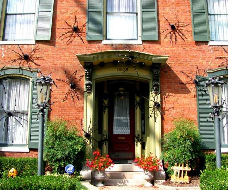 adornos halloween-decorar-fachada