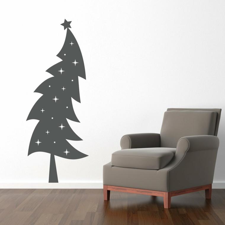 arreglos de navidad-salon