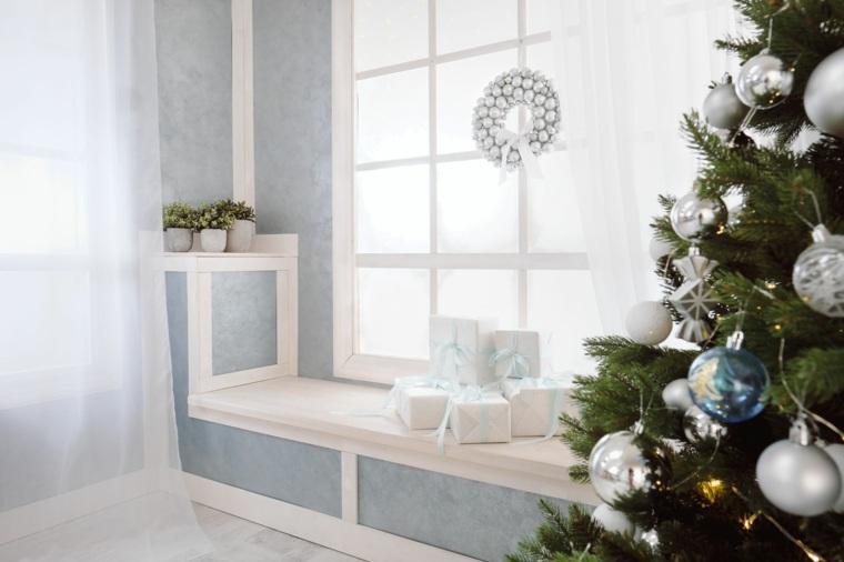 arreglos de navidad-ventana