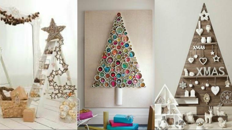 arreglos navidenos-crear-arbol
