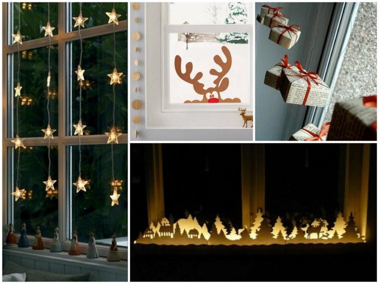arreglos navidenos-luces-decorar