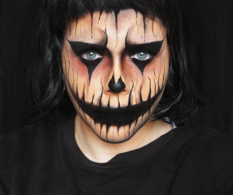 atractivo-maquillaje-halloween-opciones