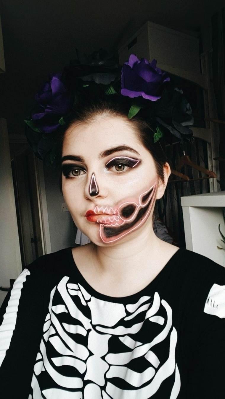 bello-maquillaje-halloween-opciones