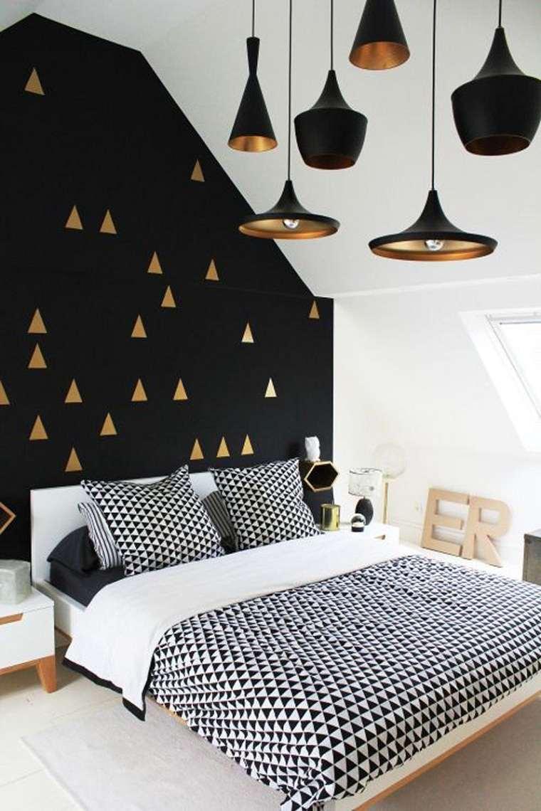 blanco-negro-combinacion-diseno-dormitorio