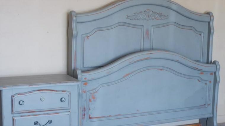 pintar los muebles
