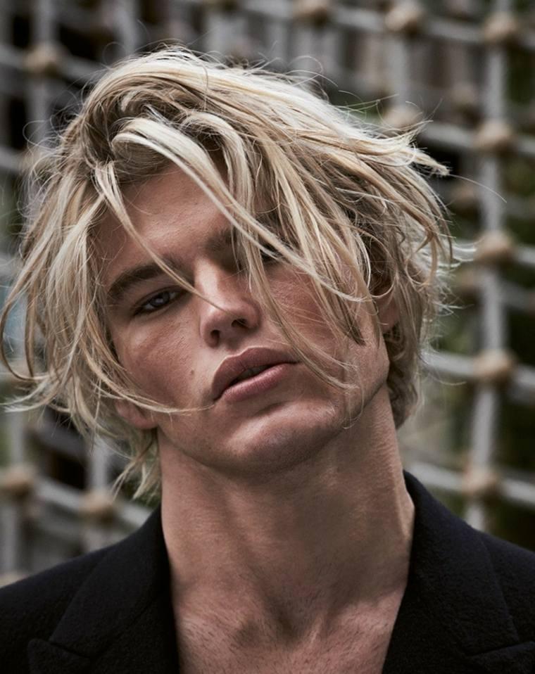 cabello-masculino-largo-rubio-opciones