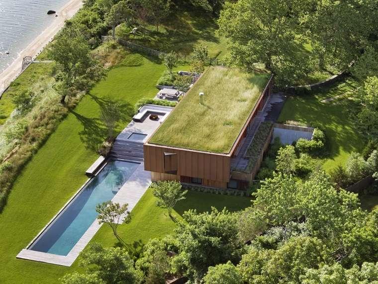 casas ecologicas jardines amplios