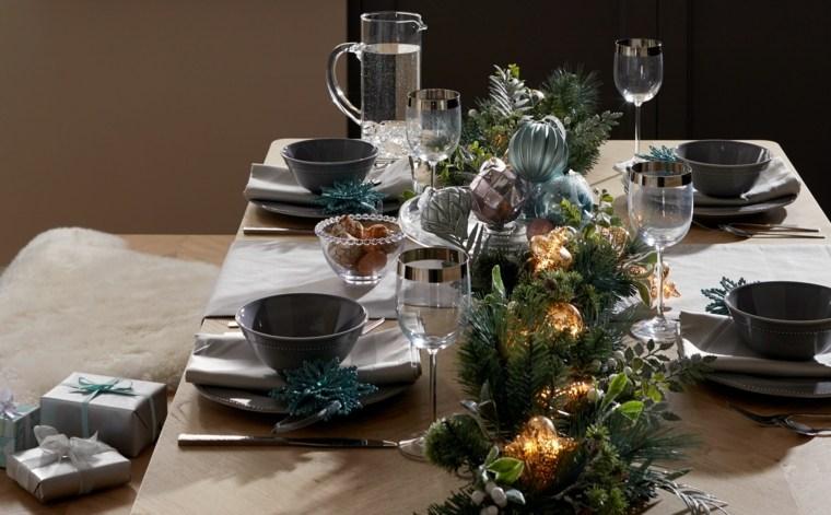 centros de mesa navidenos-decorar
