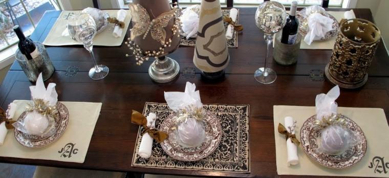 centros de mesa navidenos-interior