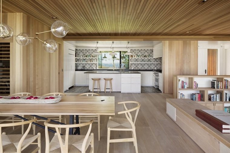 cocina-conectada-interiores-modernos