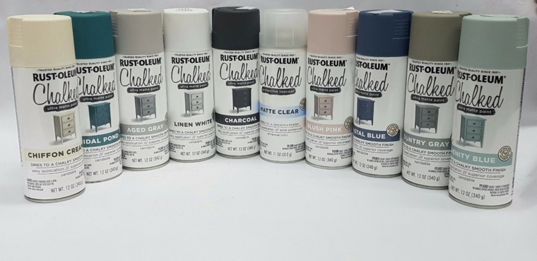 pintura en aerosol