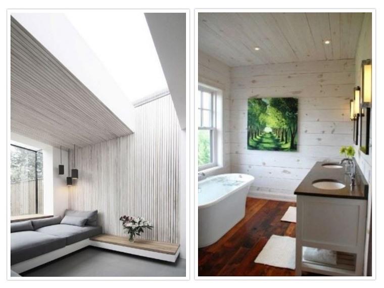 colores para casas estilo paredes blancas