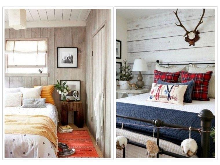 colores para casas rustico espacios