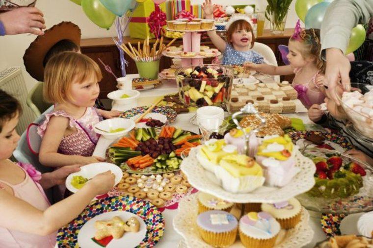 comida para fiestas infantiles ideas