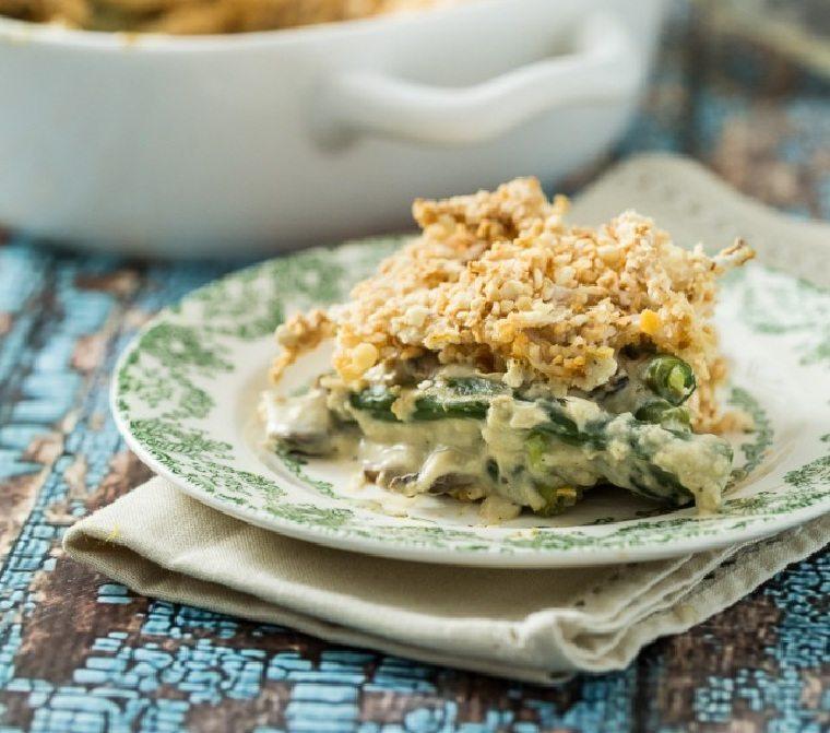 comida-vegana-guiso judias-verdes-receta-ideas