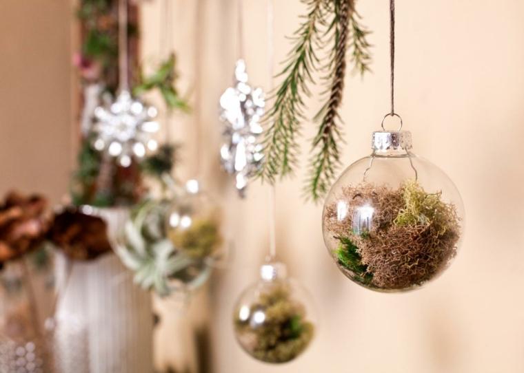 como hacer adornos navidenos-interior